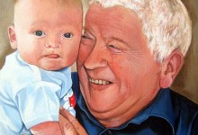 Baby and Grandad
