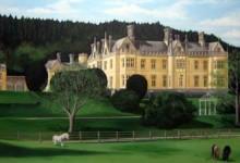 An Englishman's home…
