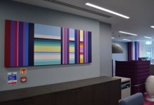 Murals for offices in Covent Garden, London